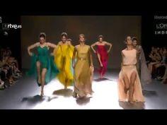 Colección Juan Duyos 2015 Siete Islas - Ballet Nacional de España - Antonio Najarro - YouTube