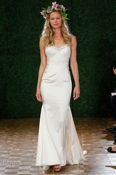 D.I.D. by Watters Spring 2015 Wedding Dresses | Wedding Inspirasi