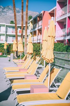 The Saguaro Hotel in Palm Springs is where I want to have my Bachelorette someday. Summer Aesthetic, Retro Aesthetic, Summer Vibes, Weekend Vibes, Palettes Color, Palm Springs Style, Usa Tumblr, California Dreamin', Tahiti