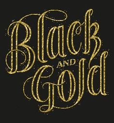 Dribbble - Black and gold by Scott Greci