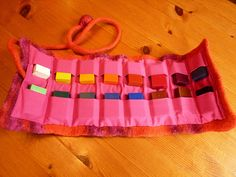Case for Stockmar Wax Blocks - Waldorfschool by Waldorfmanufaktur, via Flickr