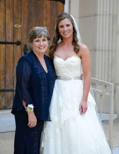 Wedding at Arlington Heights United Methodist and The Fort Worth Club
