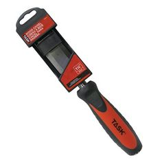 Task Tools T66114 1 1/4-in Short Wood Chisel