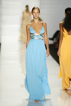 Michael Kors S/S 2004. Probably one of my favorite collections #michaelkors