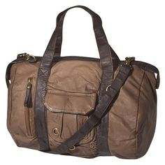 $24.99  Mossimo Supply Co. Duffle - Brown