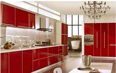 Waterproof Colorful Vinyl Wallpaper for Kitchen Decor Vinyl Wallpaper, Kitchen Wallpaper, Kitchen Wall Units, Kitchen Cabinets, Kitchen Utensils, Kitchen Gadgets, Kitchen Goods, Buy Kitchen, Kitchen Decor