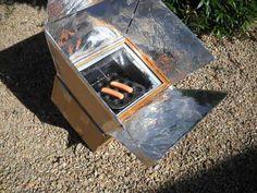 Kartondan Güneş Fırını Yapımı
