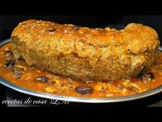 LOMO RELLENO SIN HORNO RECETA FÁCIL PARA NAVIDAD - YouTube Mexican Christmas Traditions, Canned Meat, Pork Dishes, Meatloaf, Deli, Dinner, Cooking, Recipes, Yummy Yummy