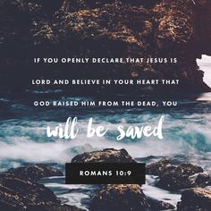 You will be saved.