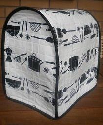 Tutorial: KitchenAid mixer cover – Sewing