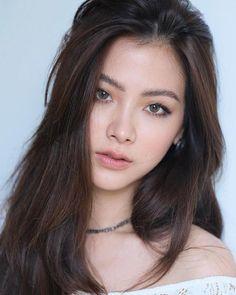 Beautiful Girl Image, Beautiful Asian Women, Korean Eye Makeup, Close Up, Girl Inspiration, Girl Face, Ulzzang Girl, Beauty Women, Asian Beauty