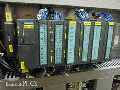 Basics of PLCs - SIEMENS A Programmable Logic Controller (PLC), also referred to as programmable controller, is the name given to a type of computer commonly used in commercial and industrial control applications.