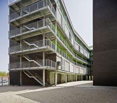 Galeria de al4 _ 56 Habitações Sociais VPO / Burgos & Garrido arquitectos - 19
