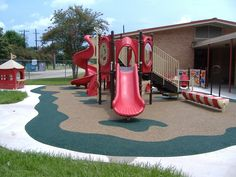 Crescent Elementary in Iberville, Louisiana