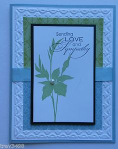 Handmade Cards Birthday Thinking of You
