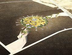 Nobel Quran Oasis by Gerber Architekten