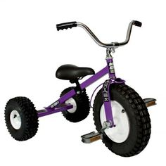 NICE!!! Dirt King Children's Tricycle (Purple) Dirt King http://www.amazon.com/dp/B0037AWIMI/ref=cm_sw_r_pi_dp_ve-Iub03JHMVJ