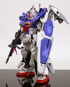 PG 1/60 RX-78 GP01 Gundam Zephyranthes Fb - Customized Build