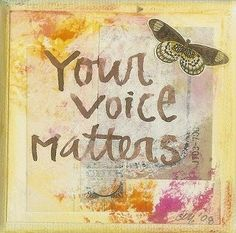 Your voice matters eating-disorder-recovery