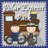 Free Polar Express Pack! - Over 70 pages of activities from ages 2 to 7. - 3Dinosaurs.com