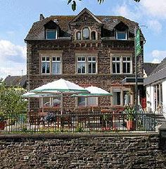 Ernst an d. Mosel, Germany - Altes Pfarrhaus    Insider tip! Nice guesthouse, modern accommodation, very nice owners, great for a weekend away from the hecticness and stress