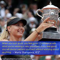 Tennis goddess tennis inspirational mariasharapova quote