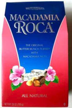 Macadamia Nut Roca by Brown & Haley - Sweet <3