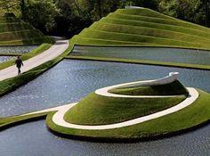 Garden of Cosmic Speculation. Scotland.