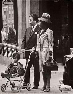 London, 1975. Photograph: Mario de Biasi