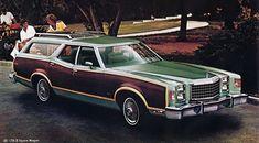 Ford LTD station wagon. Yep we had it. Station Wagon, Automobile, Ford Ltd, American Classic Cars, Classic Trucks, Pt Cruiser, Retro Cars, Vintage Cars, Antique Cars