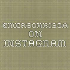 emersonrisoa on Instagram