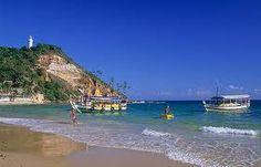 Morro de São Paulo - Bahia - Brasil, para mim uma das praias mais lindas...