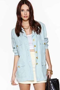 Vintage Chanel Pascala Jacket