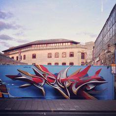peeta graffiti writing on walls