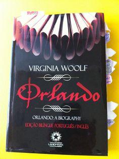 Virginia Woolf's ORLANDO