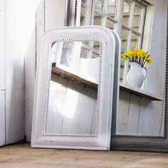 The Mina Small Wall Mirror - View All Mirrors - Mirrors Small Wall Mirrors, Bedroom, Home Decor, Bedrooms, Interior Design, Home Interior Design, Master Bedrooms, Home Decoration, Dorm