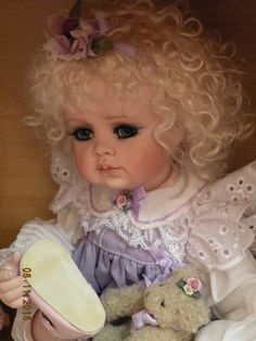Original baby doll (Jan McLean)