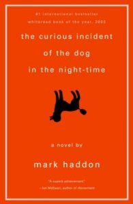 The Curious Incident of the Dog in the Night-time- Mark Haddon. Very interesting perspective.