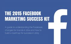 The 2015 #Facebook Marketing Success Kit - #infographic #socialmedia