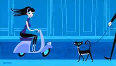 Josh Agle (Shag) - The Intriguing Stranger