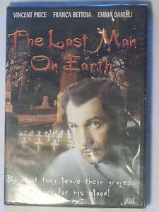 """""""The Last Man On Earth"""" A Classic Movie with the one and only Vincent Price."""