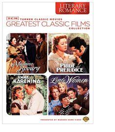 TCM Greatest Classic Films Collection: Literary Romance (Little Women / Pride…
