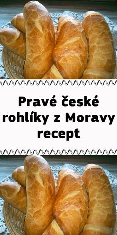 Czech Recipes, Ethnic Recipes, Bread Dough Recipe, Good Food, Yummy Food, Almond Cream, Cheesecake Recipes, Hot Dog Buns, Food Dishes