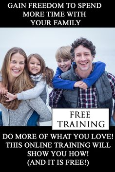How To Get Rich, How To Become, Success Coach, Continuing Education, Free Training, Tony Robbins, Your Family, Starting A Business, Personal Branding