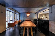 Farang restaurant by Futudesign, Stockholm hotels and restaurants