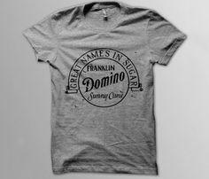 Domino Sugar T-Shirt