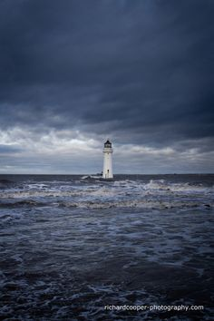 A christmas day walk past Perch Rock Lighthouse in New Brighton Light Of The World, Light Of My Life, New Brighton, Brighton England, Lighthouse Lighting, Alone In The Dark, Water Pictures, Seascape Art, Stormy Sea