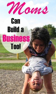 Tired of working for someone else? Thinking of leaving the corporate world? Consider starting your own home-based business. Moms can work from home!