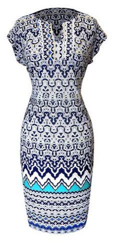 Eristoff blue cocktail dresses