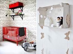 Dormitorios infantiles caja de fruta